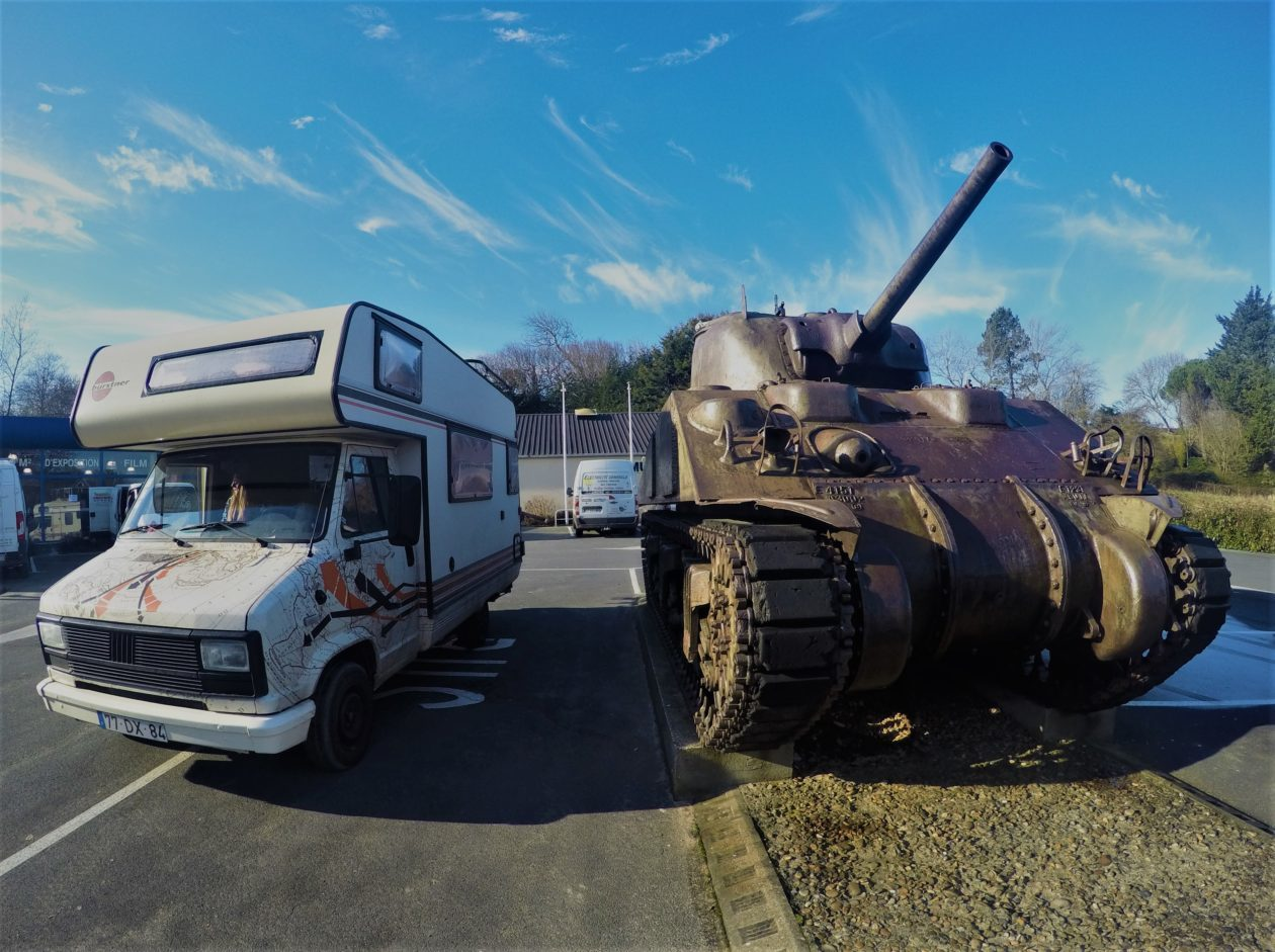 normandy camper.