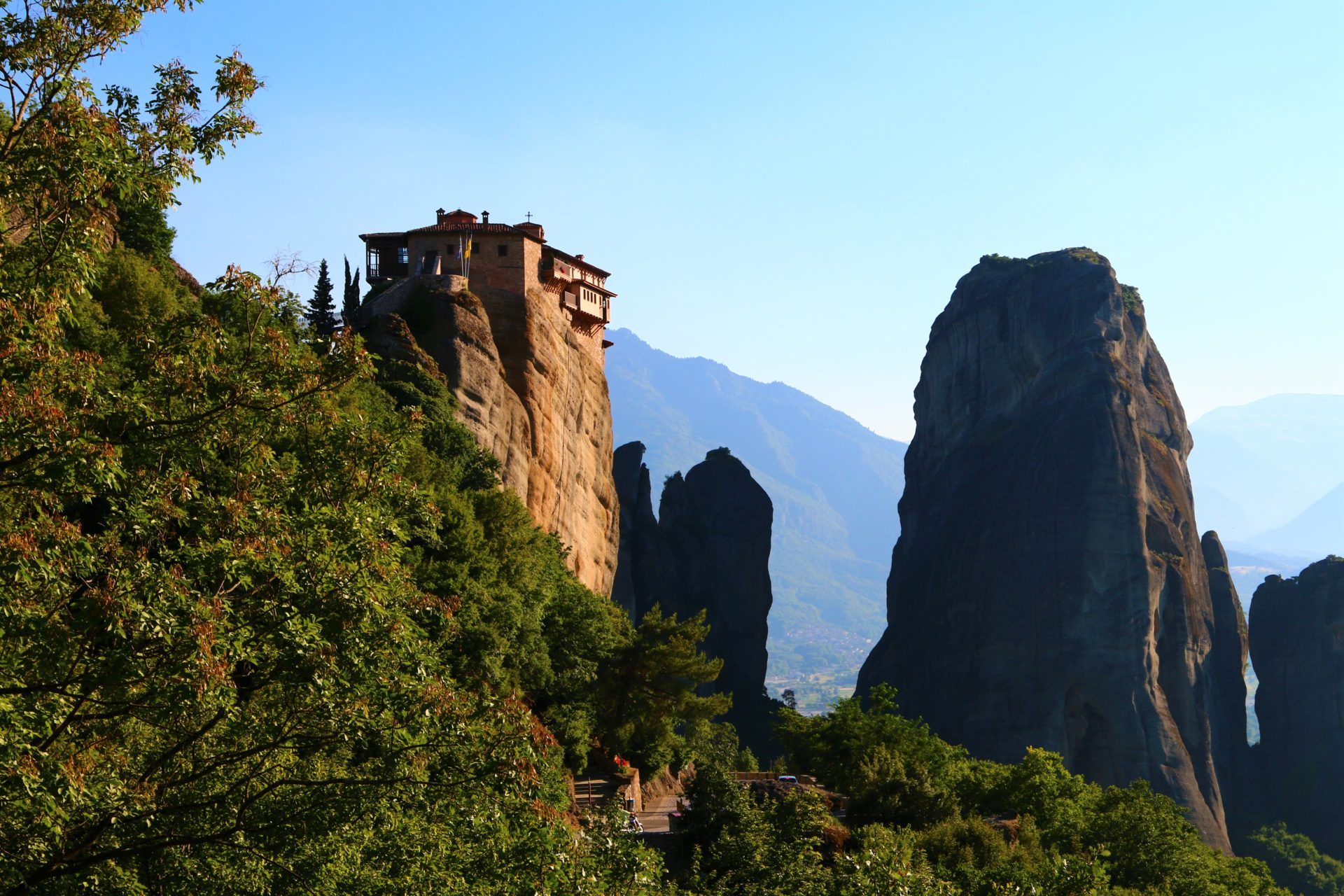 Meteora – The Incredible Monastery Complex