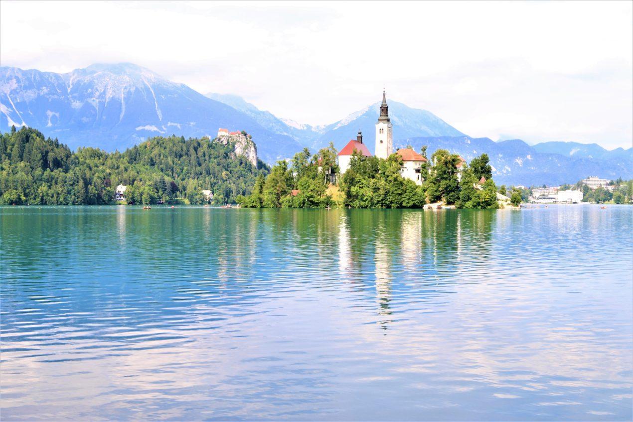 Lago Bled Eslovénia