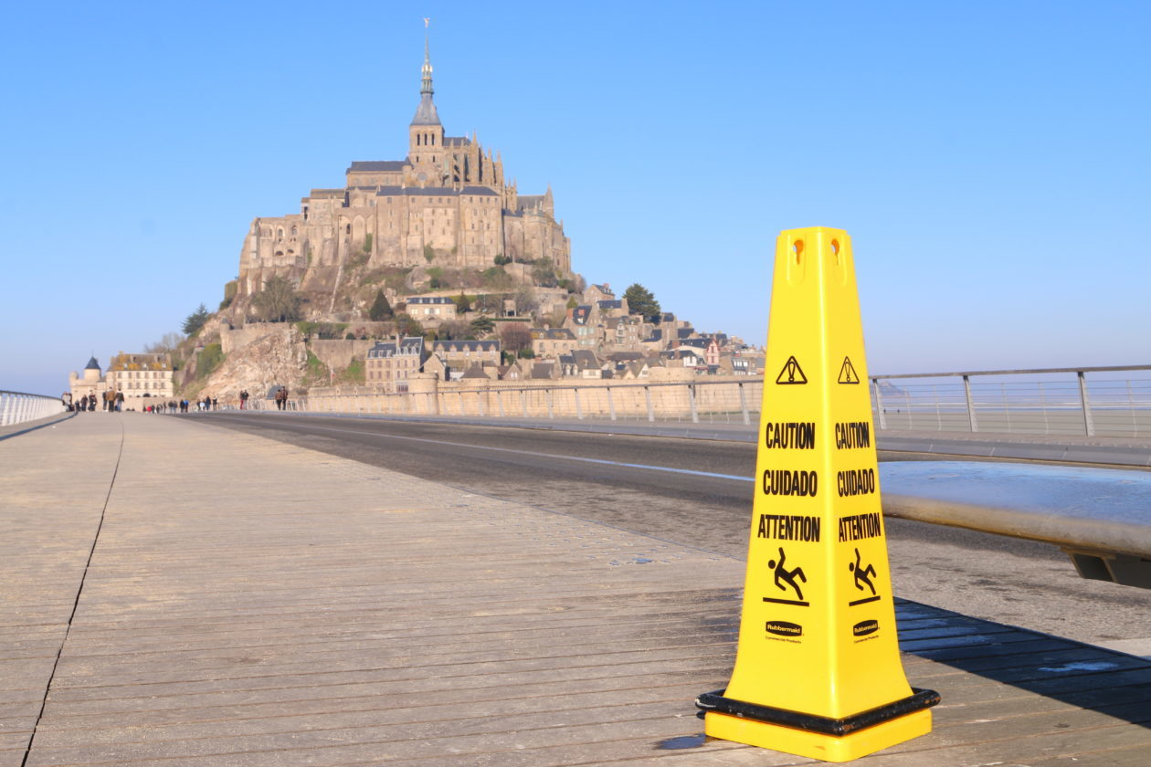 Mont Saint - Michel - France