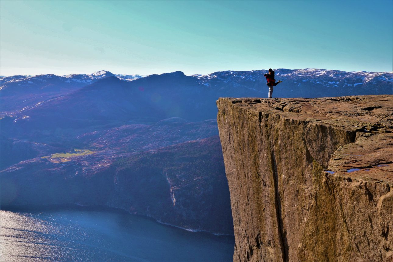 Preikestolen – Pulpit Rock