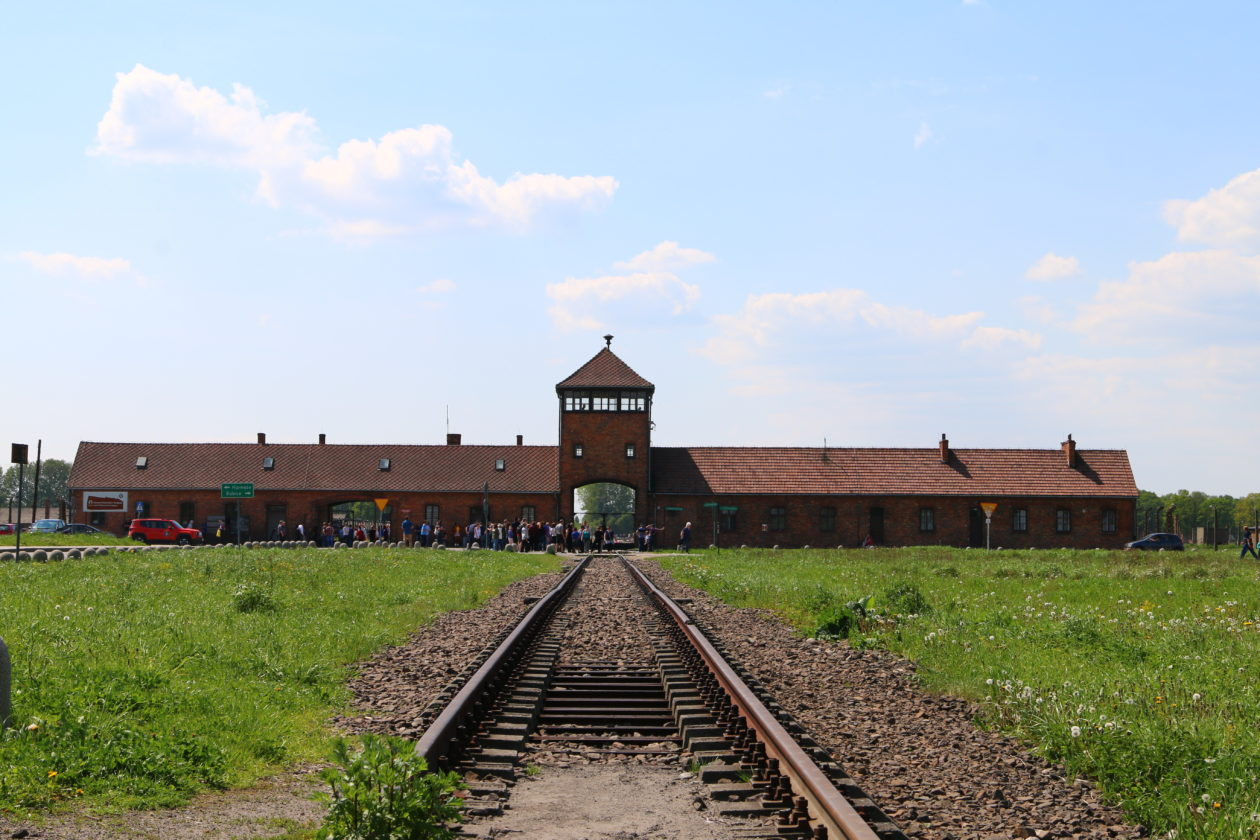 Auschwitz – One of the blackest pages of the human history