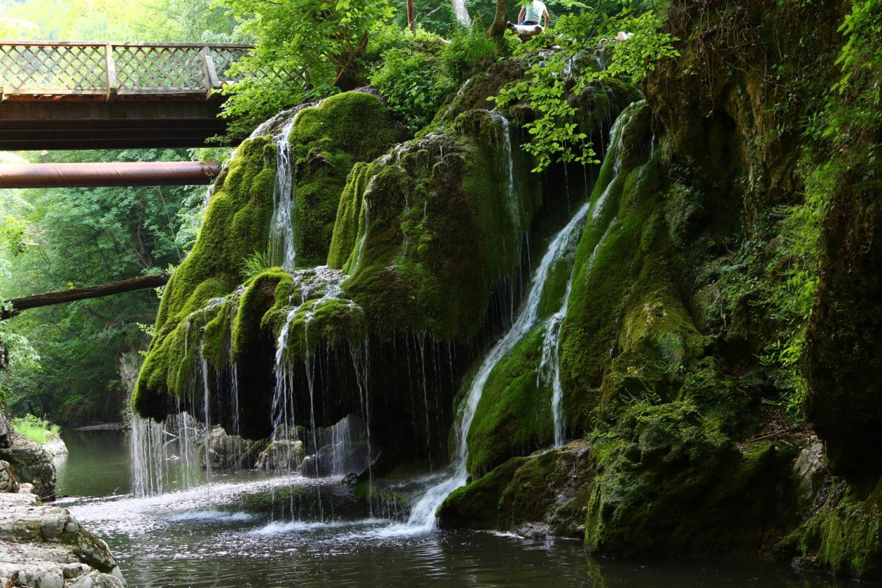 igar Waterfall - Romenia