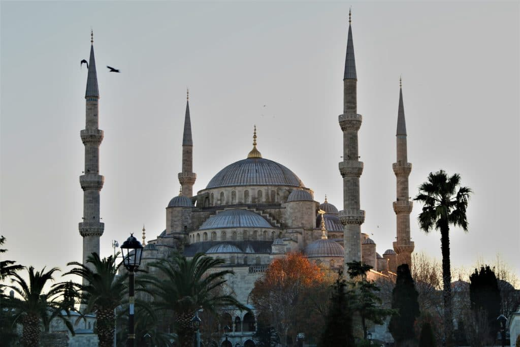 Blue Mosque - Istambul