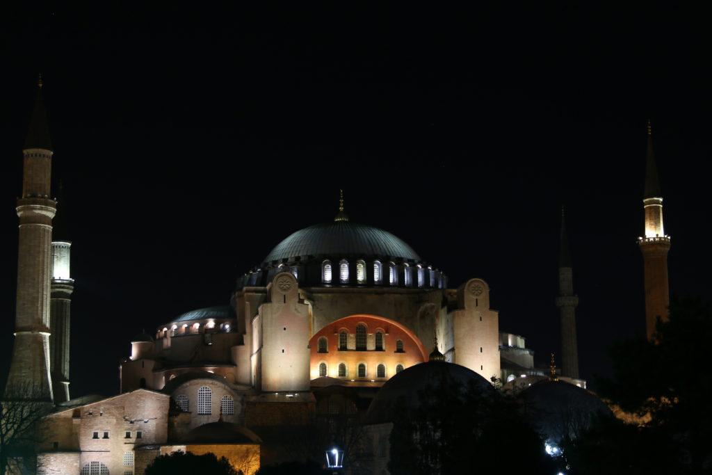 Aya Sofya - Istambul