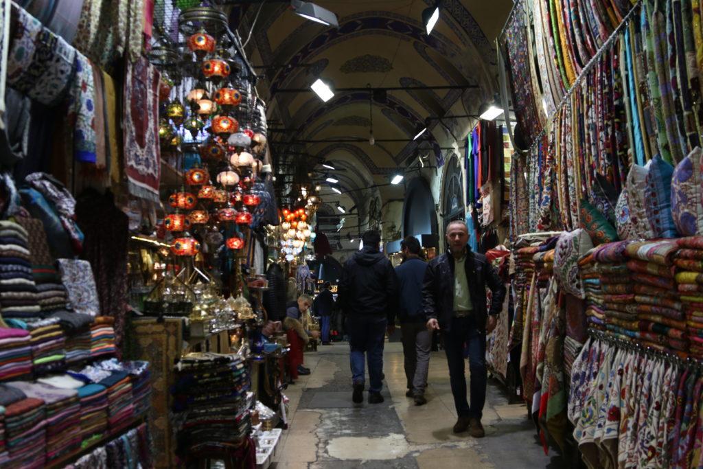 Grand Bazzar - Istambul
