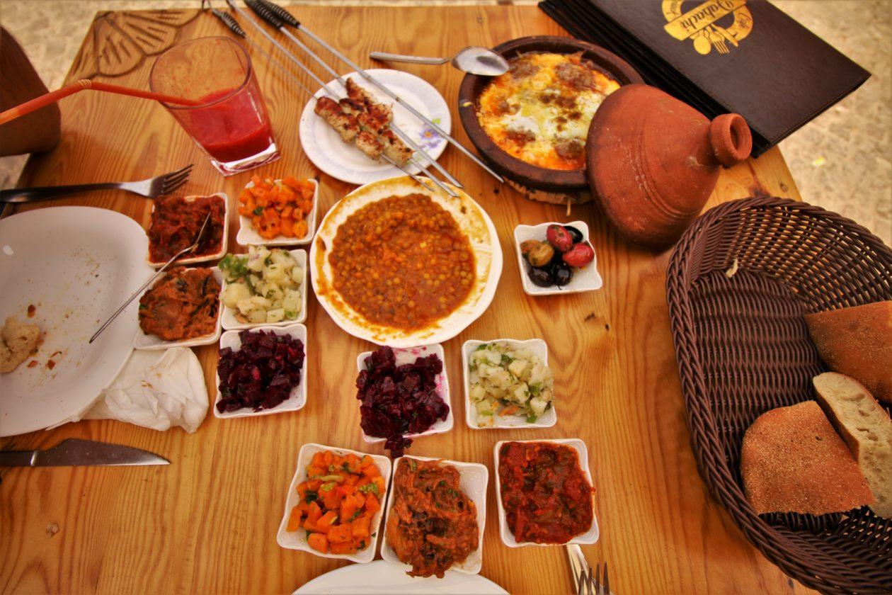 Marraquexe, Marrocos, comida