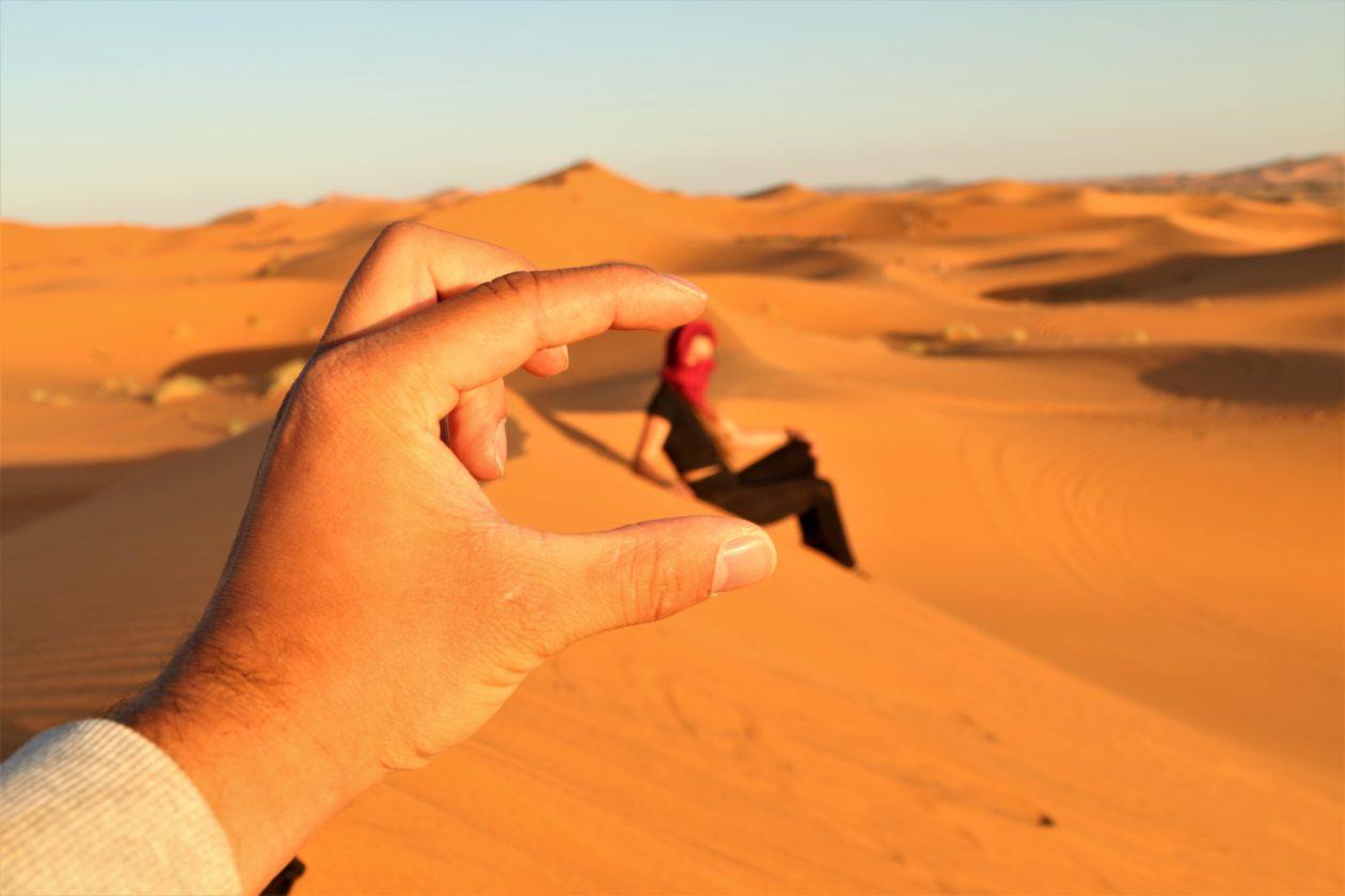 Merzouga marrocos marocco