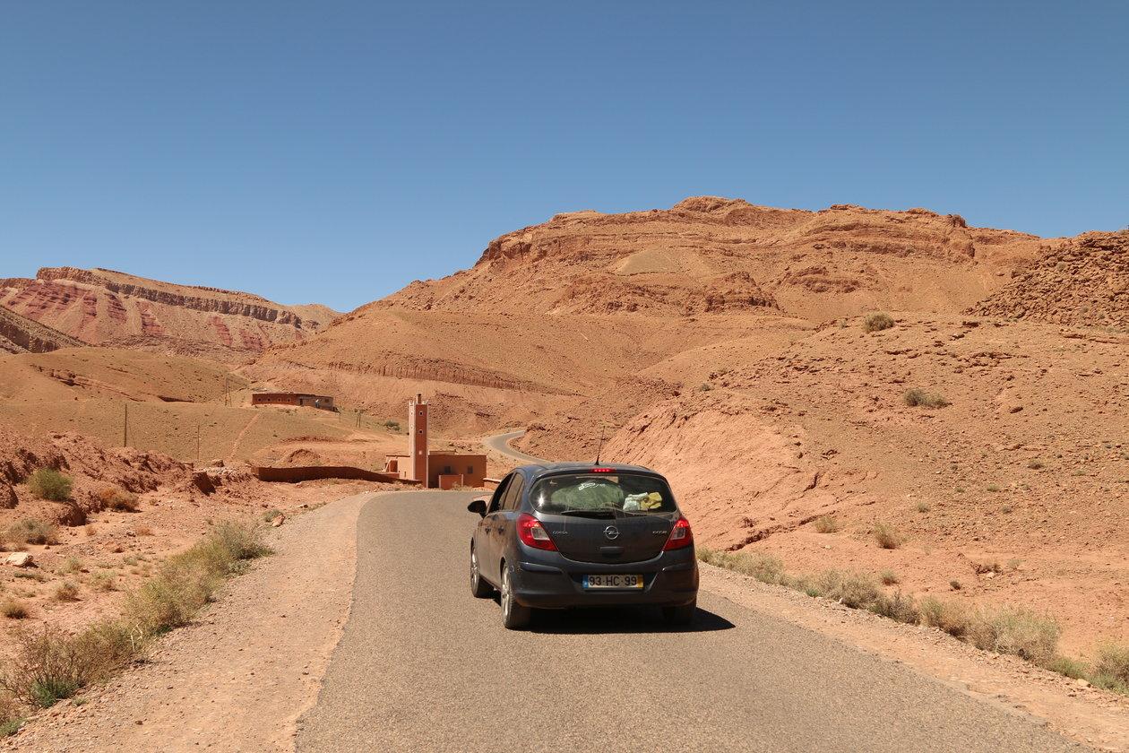 Conduzir em Marrocos   Dicas sobre o ferrie, as estradas e como levar carro próprio