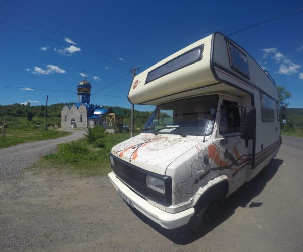 Ukraine - Camper