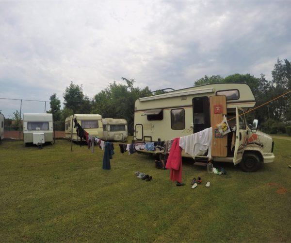 Camping - Hungary