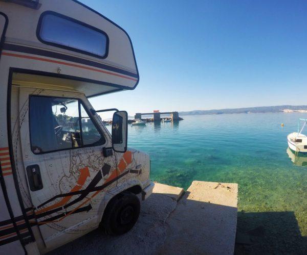 Croatia - Camper