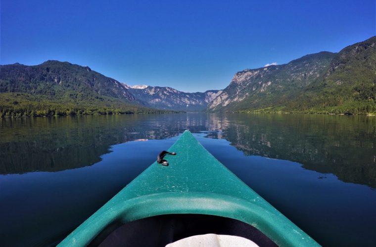 Lago Bohinj - Slovenia