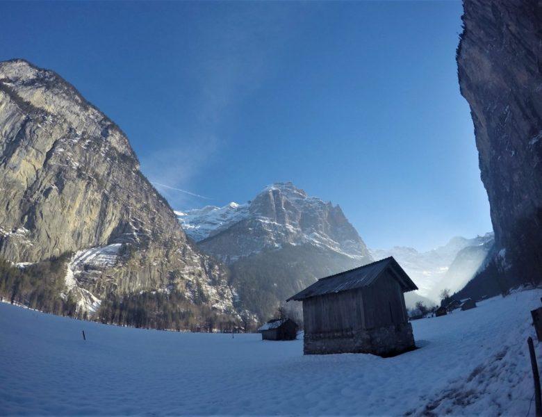 Lauterbrunnen -Suiça