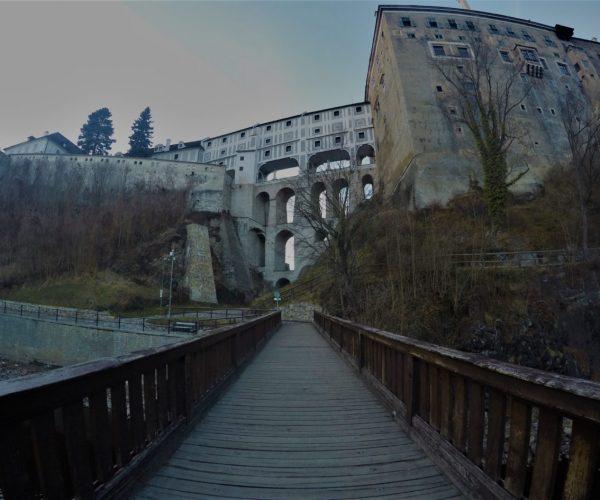 Český Krumlov - Czech Republic