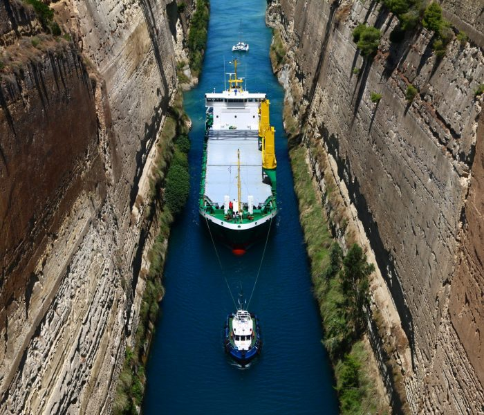 Canal of Corinth - Greece