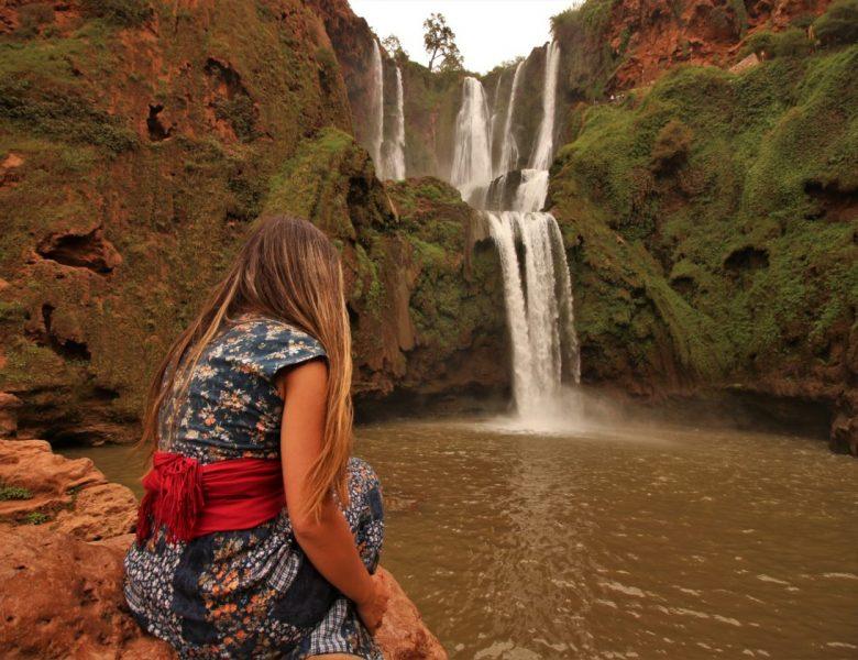 Cascatas Ouzoud, Marrocos