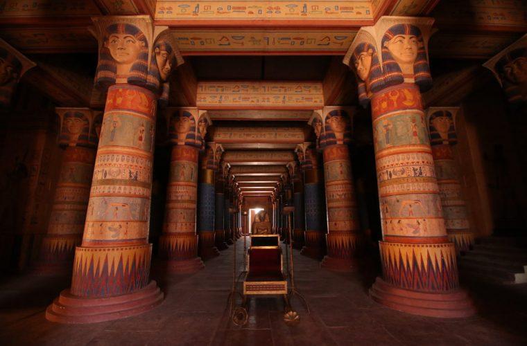 Estúdios Atlas, Marrocos