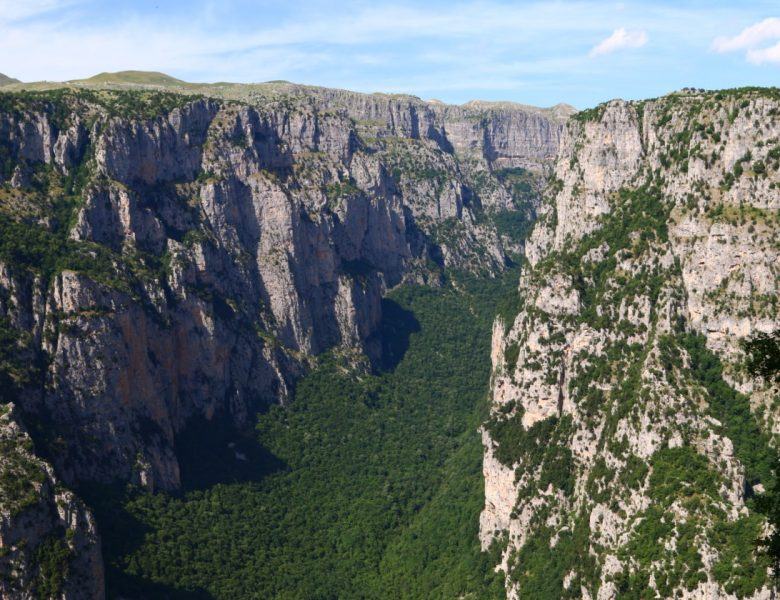 Vikos Gorge - Greece