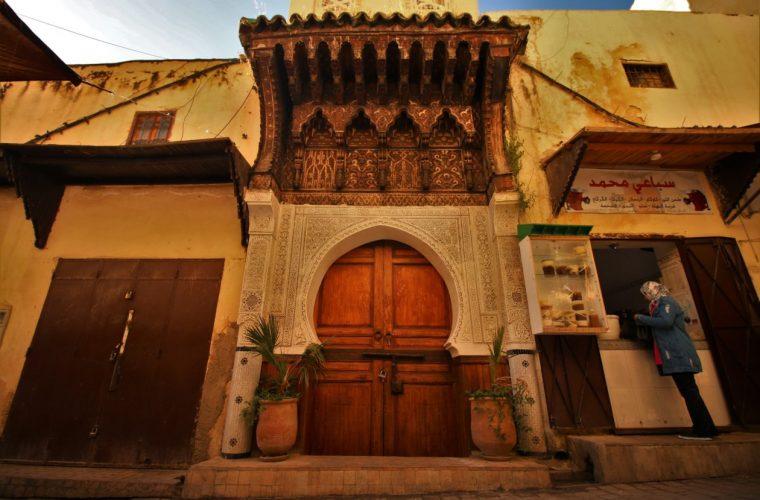 Fez marrocos morocco
