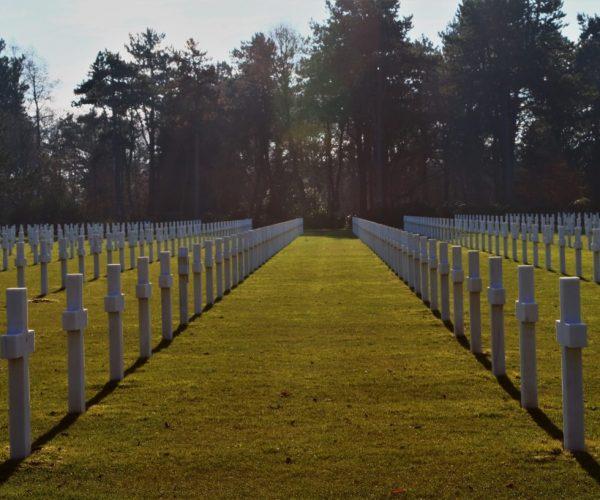 American Cemetery - France
