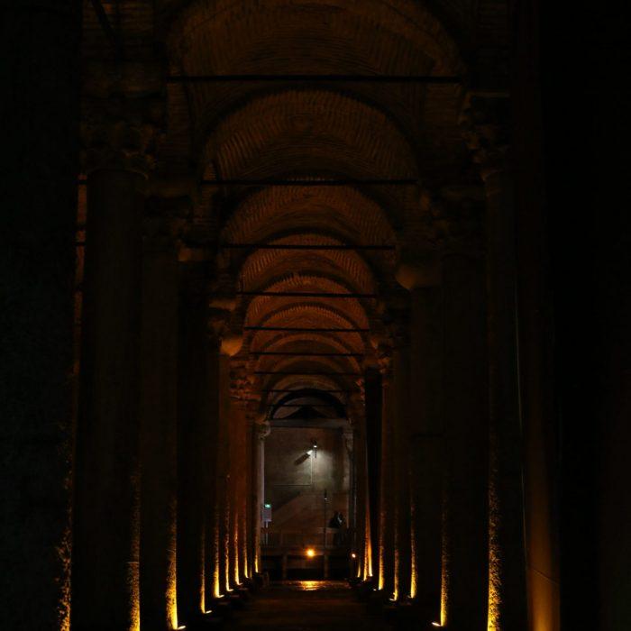Basilic Cistern - Istambul