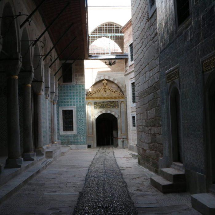 Topkapi Palace - Istambul
