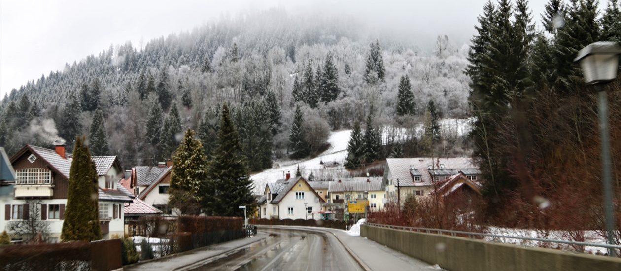 Nevão na Alemanha