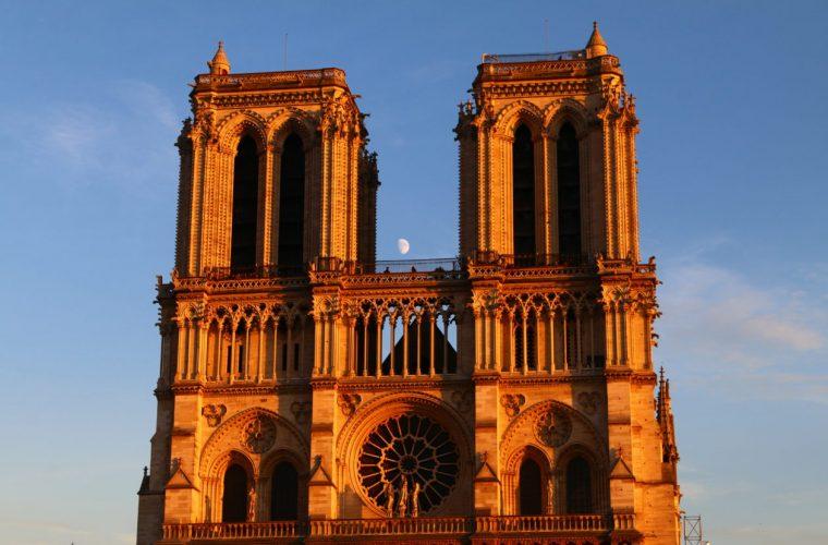Paris Notre Dame - France