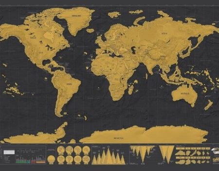 Scratch-Map-Deluxe-Edition